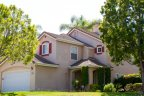 This gorgeous single family home with two car garage is located on a corner lot in Heatherwood Neighborhood in San Diego California