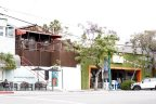 Hillcrest Shopping center in San Diego California