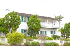 This beautiful white two story single family house is ideal home for those looking to move to Loma Portal in San Diego