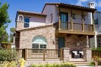 Home with cozy rooms and balcony offering good views of Pacific Highlands Ranch Neighborhood