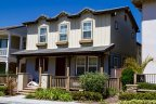 Traditional Home with beautiful exterior and interior design is located in Pacific Highlands Ranch