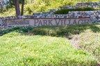 Penasquitos Park Village sign in San Diego California