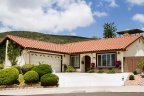 Beautiful single story home with spacious driveway resides in Penasquitos Glens Neighborhood