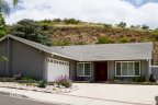 Single story bungalow home in Penasquitos Glens Neighborhood
