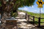Equestrian Trail in Seabreeze San Diego California