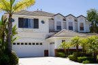 Two Story home with three car garage and spacious bedrooms is part of Steeplechase in San Diego California