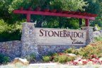 Stonebridge Estates Marquee in San Diego California