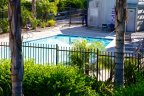 Residents enjoy access to the community pool along with walking and hiking trails providing scenic views of the valley