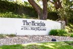 The Heights at Del Mar Highlands community Sign