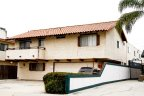 Townhome with attached two car garage resides in University Heights San Diego California