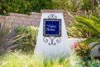 This is Vista Santa Barbara Sign in San Diego