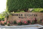 Palomar Estates West Sign