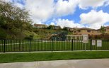 This single family traditional home resides in family friendly Rancho Santalina Neighborhood