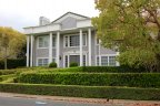 Two story colonial home in Edwards Hill with massive columns