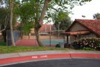 La Cuesta Racquet Club offers tennis courts for the residents