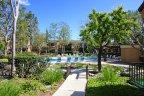 Oasis like pool at Millstream in Huntington Beach