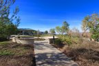 private walkway and park area for Alberhill Ranch Lake Elsinore