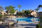 Residents at Altisse in Aliso Viejo can take a dip in the pool