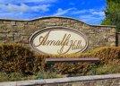 Amalfi Hills Community Marquee in Yorba Linda Ca