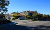 View of home in Anaheim Ridge Estates Anaheim Hills CA