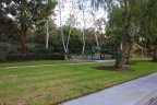 Private park area inside Bear Brand Ridge Laguna Niguel CA