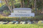 Entrance to California Renaissance in Aliso Viejo