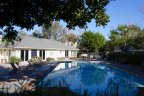 Take a dip in the pool at Canyon Villas in Aliso Viejo