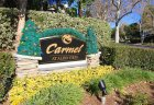 The landscaping at Carmel in Aliso Viejo is impeccably maintained