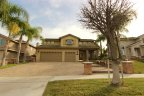 A beautiful two story home with 3 car garage in Corona Hills