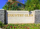 The marquee at Country Glen has beautiful ledgestone