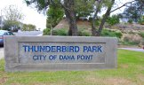 Thunderbird Park is located within walking distance of Dana Knolls