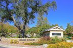 Gated Entrance to Greer Ranch in Murrieta Ca