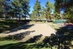 volleyball court Horsethief Canyon Corona CA