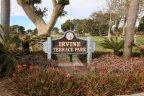 Park area inside Irvine Terrace Corona Del Mar CA