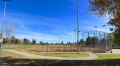Baseball field and park area in La Laguna Estates