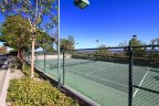 Play a match of tennis at La Mirage