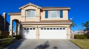 A two story home with a 3 car garage located within Lake Hills Reserve