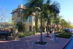 Latitudes is a mixture of commercial and residential buildings in Aliso Viejo Ca