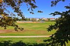 Mapleton in Murrieta Ca features a Baseball diamond