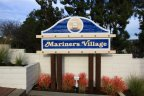 Mariners Village community marquee
