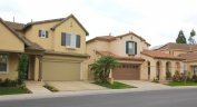 Home front in Mesa Verde Costa Mesa