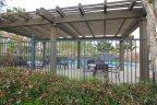 Pool area in Mesa Verde