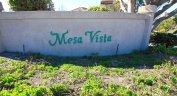 Mesa Vista Community Marquee