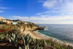 Ocean view from hillside of Montage Laguna Beach