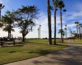 Walking trail and park area for Montage Laguna Beach