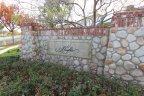 entrance sign to Mountain Gate Corona CA