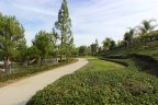 walking trail in Mountain Gate Corona CA
