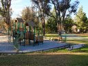 Park and jungle gym area in the Nellie Gail Ranch, Laguna Hills CA