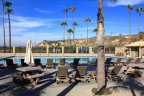 swimming pool for residents to enjoy in Newport Shores, Newport Beach CA