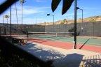 private tennis courts in Newport Shores, Newport Beach CA
